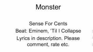 Sense For Cents--Monster
