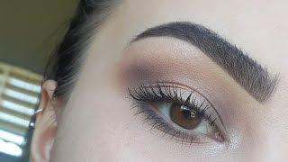 KAHVE TONLARINDA GÖLGELİ GÖZ MAKYAJI/@makeupbyelvan