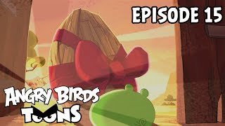 Angry Birds Toons - Trojan Egg (Ep15 S1)