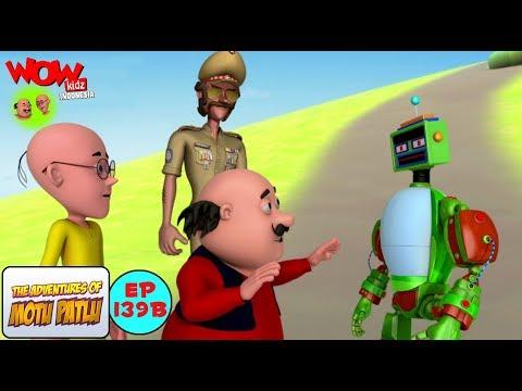 Xxx Mp4 Robot Pendeteksi Kebohongan Motu Patlu Dalam Bahasa Animasi 3D Kartun 3gp Sex