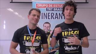 GE TRT Brasil - 1º Colocado TRT14 - Iwan Lima
