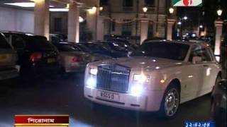 Khaleda Zia Arrives in London news by Tanvir.mpg