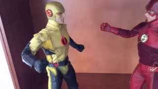 Unboxing the Flash and Reverse Flash