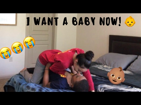 Xxx Mp4 I WANT A BABY NOW PRANK ON BF 😭👶🏽 GONE WRONG 3gp Sex