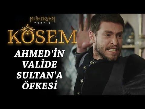 Muhteşem Yüzyıl: Kösem 9.Bölüm | Ahmed'in Valide Sultan'a öfkesi