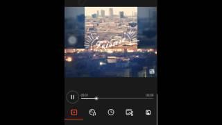 تعديل الفيديو ببرنامج viva video  شرح مبسط ومتقصر على الصوت