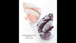 Stampin' Up! Scallop Topped Self Closing Baggie