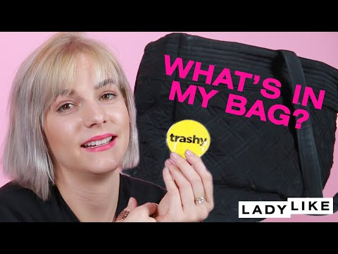 Devin Reveals What s In Her Bag • Ladylike
