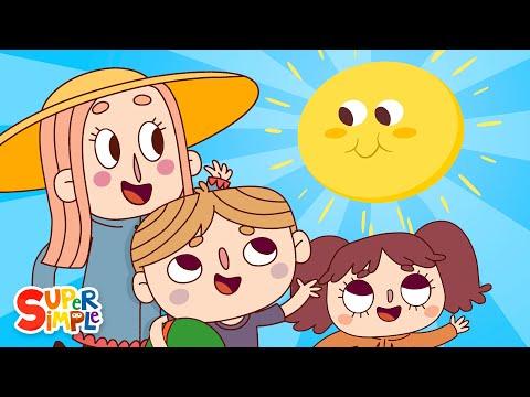 Xxx Mp4 Mr Sun Sun Mr Golden Sun Kids Songs Super Simple Songs 3gp Sex