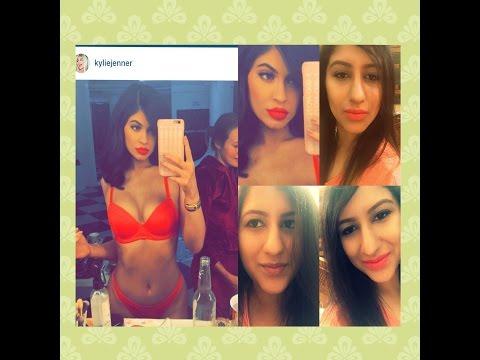 Xxx Mp4 Kylie Jenner Orange Bikini Makeup Tutorial For Beach 2016 Simple Easy Makeup Tutorial 3gp Sex