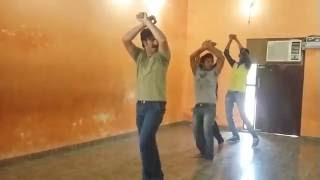 Haryanvi dance performance by Mohit Saini ( Aaja Main Tere Laad Ladau )
