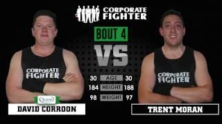 Corporate Fighter 23 - David Carroon vs Trent Moran