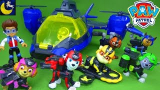 Funny Toy Stories for Kids Paw Patrol Mission Paw Toys Air Patroller Air Rescue Chase Ryder Marshall
