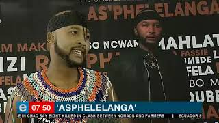 Asphelelanga' could very well be a strong contender for Song of the Year.
