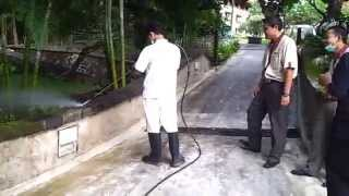 Klenco Monsoon K110 Heavy Duty High Pressure cleaner