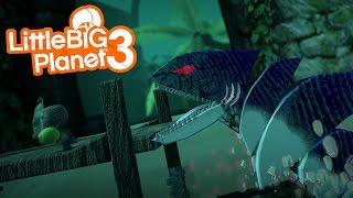 LittleBIGPlanet 3 - This SHARK Is Smart [Playstation 4]