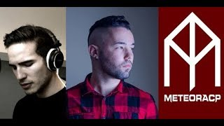 Somewhere I Belong - Linkin Park(cover) Mitchell Emmen(feat. Austin Vicenty and Meteoracp