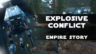 SWTOR - Explosive Conflict Intro and Outro Cinematic - Empire