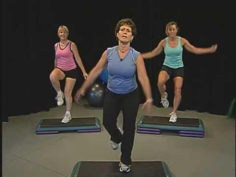 Fun Fitness Basic Step