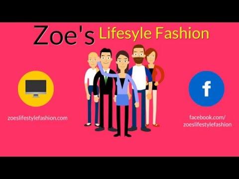 Zoe's Lifestyle Fashion Online Store