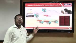 DDoS - Online Ethical Hacking Training Video by Zoom Technologies