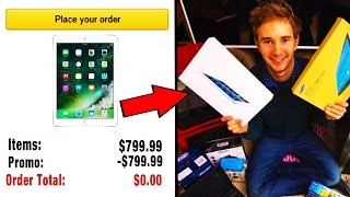 HOW TO GET FREE STUFF ON AMAZON & eBAY WITHOUT CREDIT CARD! (Life Hacks)