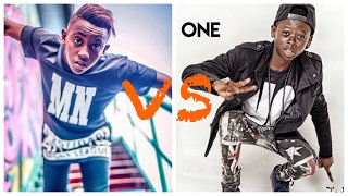 MC One (Côte D'Ivoire) VS Marvin Du 71 (France) - #1