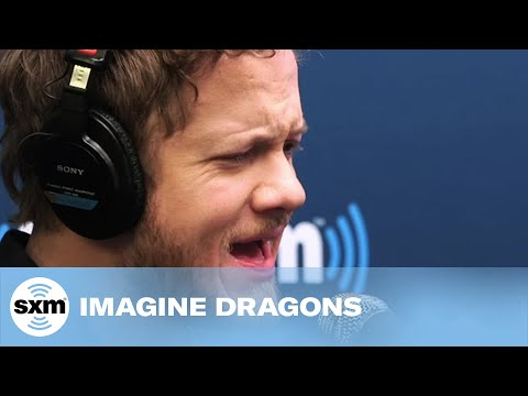 """Imagine Dragons """"Stand By Me"""" Ben E. King Cover Live @ SiriusXM  Hits 1"""