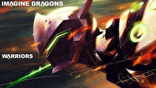 Overwatch - Warriors [GMV]