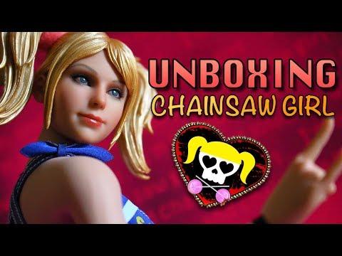 Xxx Mp4 Unboxing │ Chainsaw Girl Figurine VTS De Juliet Starling 3gp Sex