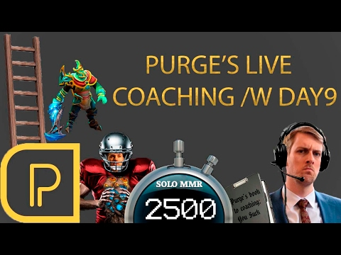 Live Coaching Day9, ~2500 MMR Wraith King