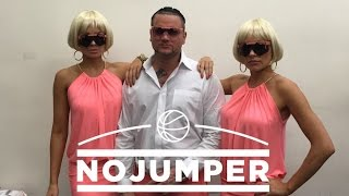 No Jumper - The Riff Raff Interview