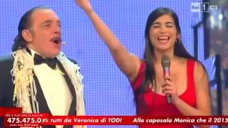 Ana Karla saluta e ringrazia Cuba,l'Italia e gli italiani