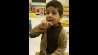 Quand le petit Mehdi nous raconte l'histoire du Prophète Ibrahim -Alayhi Salam-