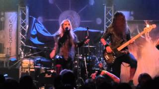 The Agonist - Gates Of Horn And Ivory Live - Montreal 09/11/2015