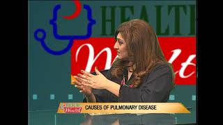 HZW HEALTH IS WEALTH PULMONARY ISSUES Produced by Jamshaid sultan