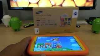 Samsung Galaxy Tab 3 Kids كل ما تريد أن تعرف وأكثر