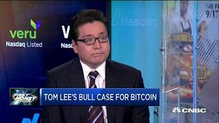 Tom Lee give Bitcoins 5yrs to reach $25,000!!