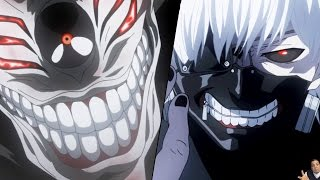 Tokyo Ghoul √A Episode 10 東京喰種√A Anime Review - Season 2 Root A - Major Death in Anteiku Vs Doves