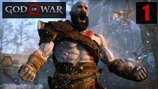 GOD OF WAR 2018 - Parte 1 - Gameplay Español PS4 [1080p]