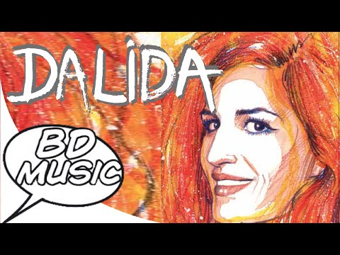 BD Music Presents Dalida (Bambino, Quand on a que l'amour & more songs)