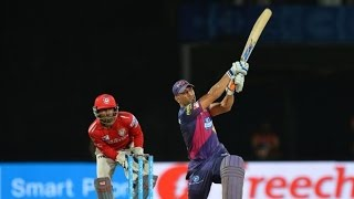 Dhoni 23 Runs last over Vs KXIP IPL 2016