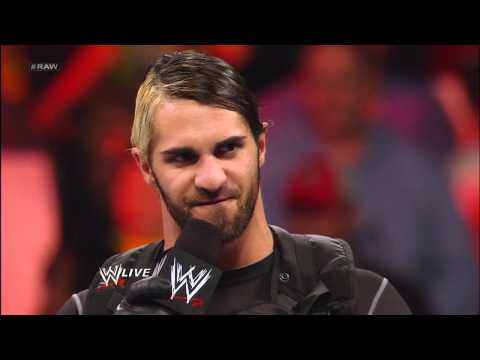 Xxx Mp4 The Shield Calls Out John Cena Ryback Amp Sheamus Raw Feb 11 2013 3gp Sex