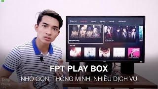 [Đồ chơi] FPT Play Box - Giá chỉ 1.590k, nhỏ gọn, nhiều tiện ích, nhiều dịch vụ tốt - Tony Phùng