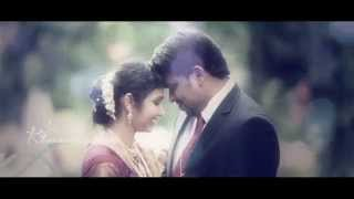 A Superb Kerala christian Wedding story of  RIYA + ELDO , kulanada pandalam.