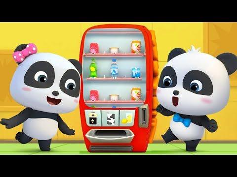 Xxx Mp4 Apakah Yang Ada Di Mesin Penjual Mobil Dingin Baby Panda BabyBus 3gp Sex