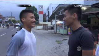 Bercita-cita Jadi Anggota Polisi, Pemuda ini Malah Kena Tilang - 86