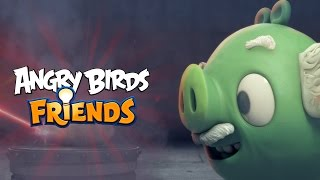 Angry Birds Friends: Earth Hour 2017
