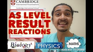 A LEVEL RESULT REACTION 2017