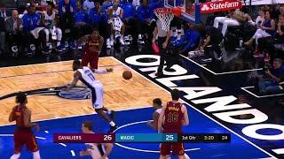 Quarter 1 One Box Video :Magic Vs. Cavaliers, 10/12/2017